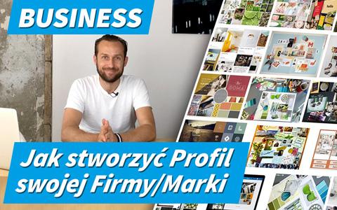 Jak stworzyć Profil Firmy