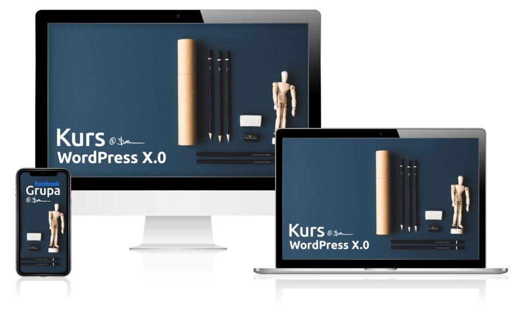 Kurs Online WordPress X.0